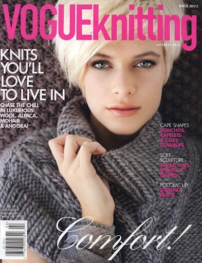 Vogue Knitting Magazines via picasa web