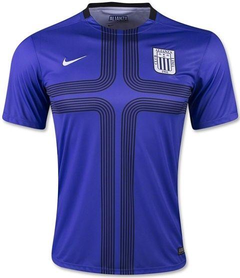 Nike lança nova camisa reserva do Alianza Lima - Show de Camisas                                                                                                                                                                                 Mais