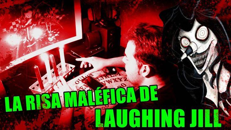 LA RISA MALÉFICA   La invocación de laughing jill - Números creepypasta