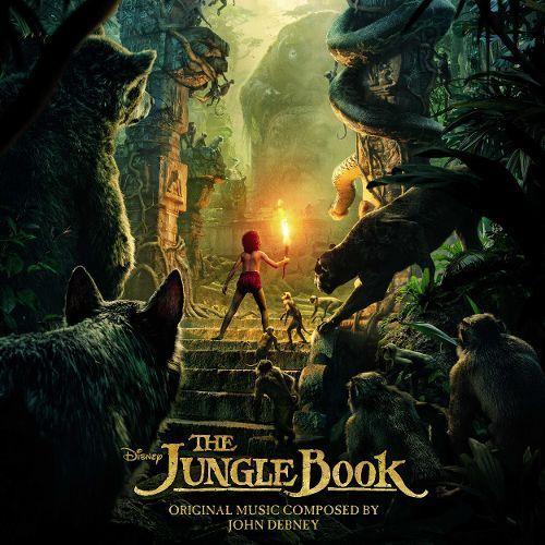 The Jungle Book [2016] [Original Motion Picture Soundtrack] [CD]