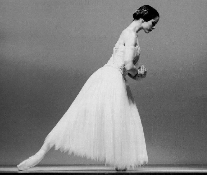 Darcey Bussell In Giselle