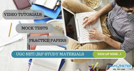 Research shows that Mock Tests help you in prepare better for the main examination. But you have to remember it is about the quality than the quantity. Examometer.com proudly introduces online test series for CBSE UGC NET/JRF Examination. Now you can order study materials for UGC NET Paper 1 complete Syllabus for exam and Study Material for UGC NET while sitting at your home and prepare to beat the competition of UGC NET in your subject.