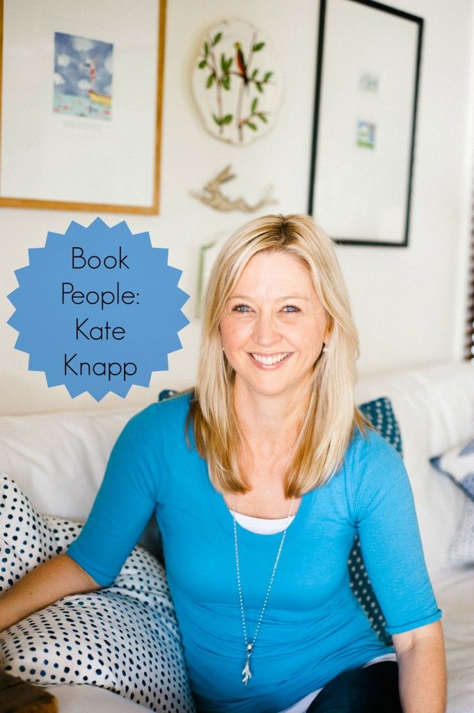 Book People: Kate Knapp - author and illustrator of 'Ruby Red Shoes'