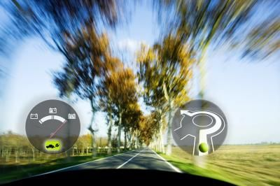 Das im Spitzencluster Elektromobilität Süd-West vom Bundesministerium für Bildung und Forschung geförderte Projekt GreenNavigation verfolgt das Ziel der Reichweitenoptimierung von Elektrofahrzeugen.Fotonummer: 13A15 Dateigröße: 1,273 MB Dateigröße, niedrig: 0,021 MB Datum: 15.01.2013