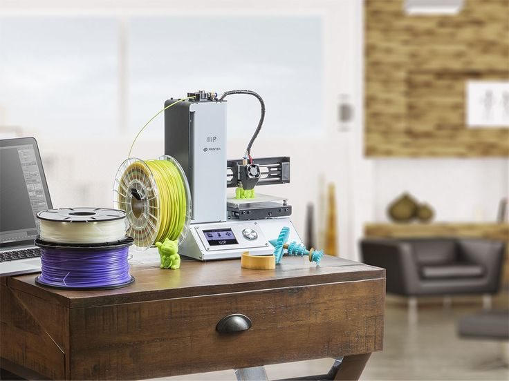 The 6 Best 3D Printers for Beginners and Enthusiasts | via @popmech #3DPrinting