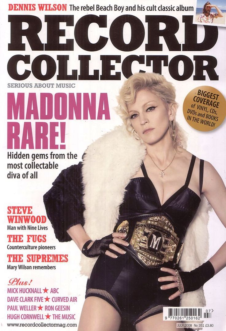 497 Best Madonna On The Cover Images On Pinterest