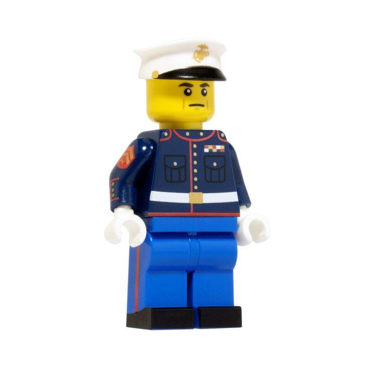 USMC Dress Blue Uniform V2