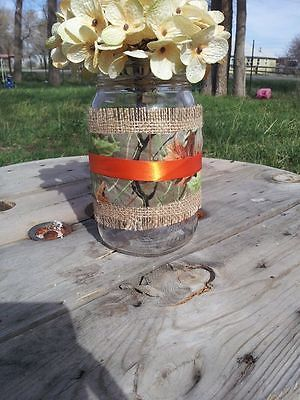 camo centerpieces - Google Search
