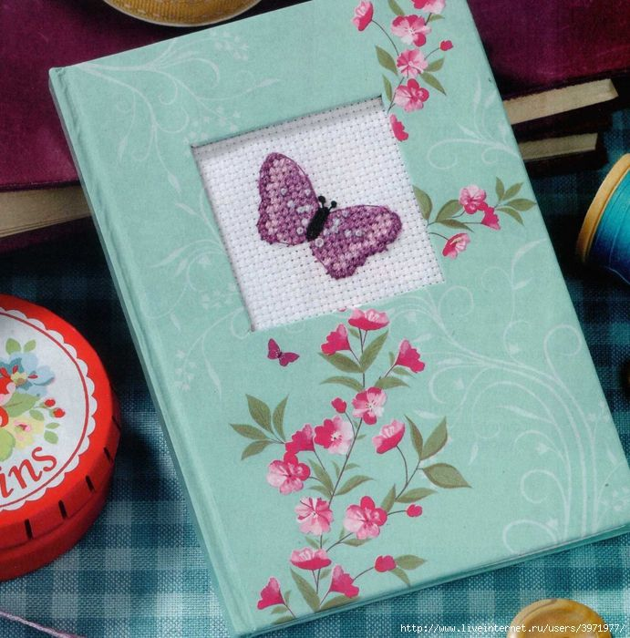 Cross Stitch World: butterfly (бабочка)