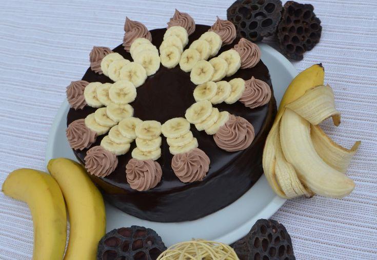 """Extra banánové dorty: Tentokrát ochutnáme legendárního """"kubánce"""""""