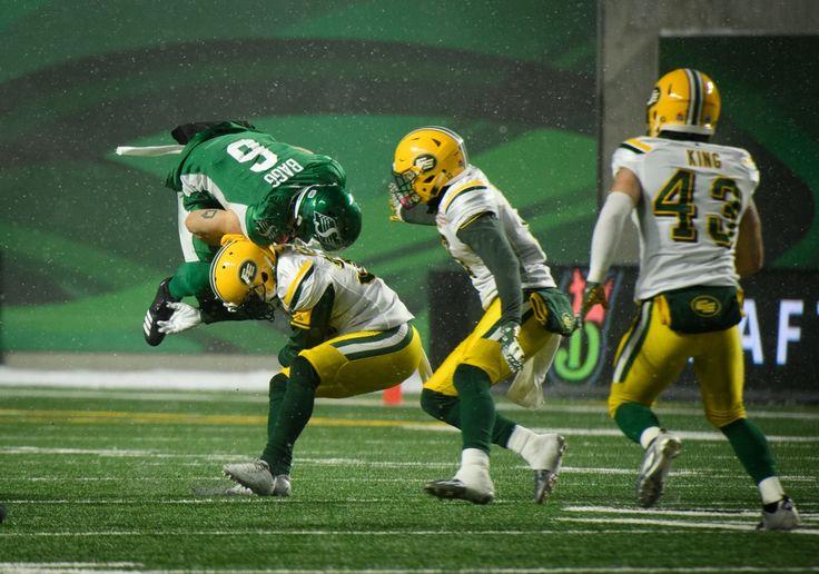Week 20: Edmonton at Saskatchewan - CFL.ca