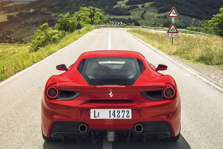 Sports Cars Luxury >> First Drive: 2016 Ferrari 488 GTB | Ferrari, Cars and Luxury sports cars