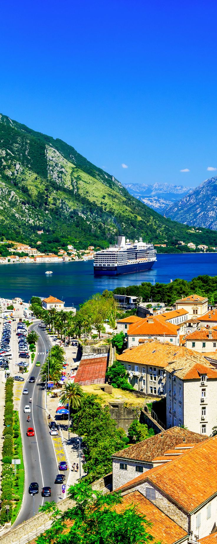 Would be perfect for a vacation stay at Kotor, Montenegro.  This is why we save!#ThursdayVacayDay