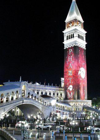 Hotel Venecia en Las Vegas
