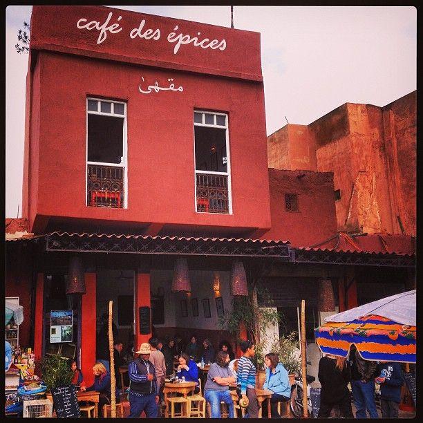 Marrakech Café des espices