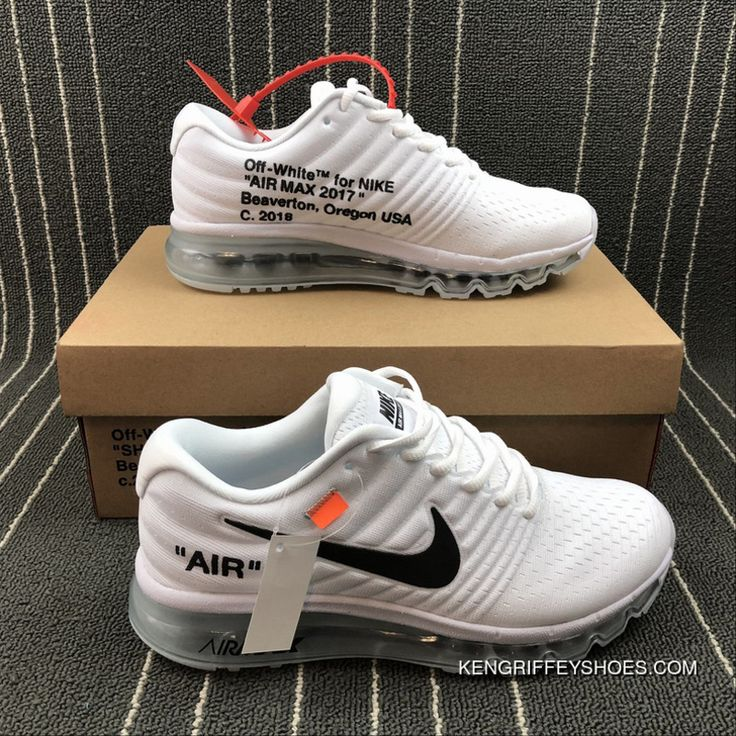 Virgil Abloh Designer Independent Brand Super Limited OFF-WHITE X Nike Air Max 2017 To Be The Size 19 619745-100 Discount