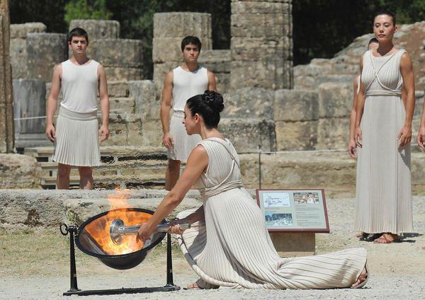 Olympialaiset antiikin ajoista nykypäivään - Tutustu olympialaisiin ja sen historiaan