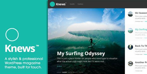 Knews - Modern Professional WordPress Magazine