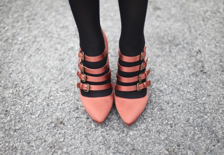 Love these. JCrew, I think? Socks or tights a must.