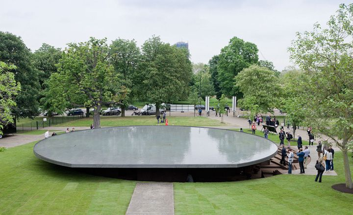 Serpentine Gallery Pavilion 2012, by Herzog & de Meuron and Ai Weiwei | Architecture | Wallpaper* Magazine: design, interiors, architecture, fashion, art