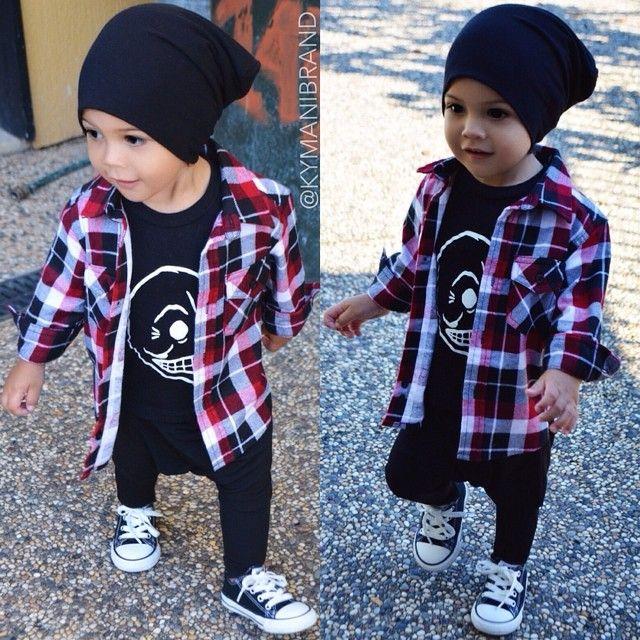 Toddler boy fashion☻