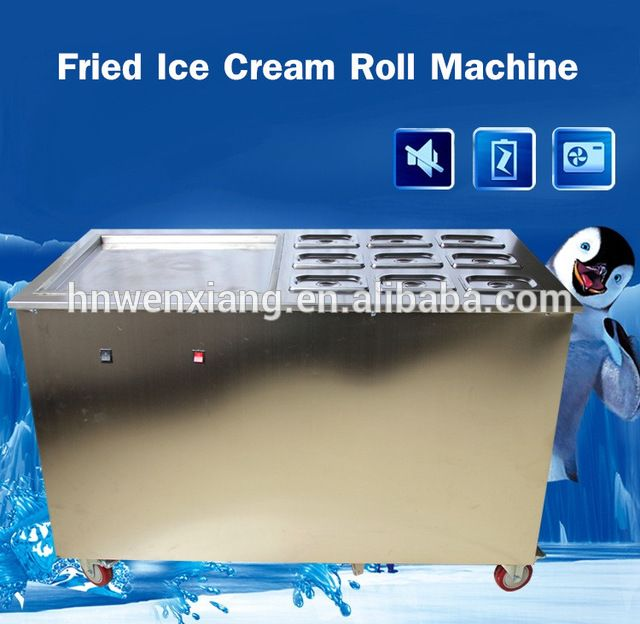 Look what I found Via Alibaba.com App: - hot sale china suppliers new product fried ice cream roll machine thailand / rolling fried ice cream machine