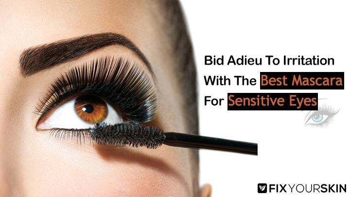 Mascara is one of those makeup items that has been used by women for a long time now. Women use mascara to enhance their eyelashes and make them look longer. Although traditionally mascara was used for the upper eyelashes, there are a number of women who use mascara for the lower eyelashes too these days. #MascaraForSensitiveEyes #Mascara #Skincare #Beauty #FixYourSkin #Cosmetics