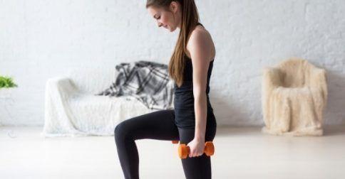 Γυμναστική στο σπίτι: Ασκήσεις που μπορείτε να κάνετε σε 60΄΄(βίντεο): http://biologikaorganikaproionta.com/health/227975/