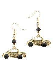 Lost Highway Retro cars earrings