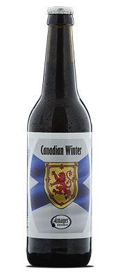 Canadian Winter / Når frosten rigtig bider og vinteren er surest og koldest og allermest trist, så er det man skal huske at forkæle sig selv. For lige netop der har vi i sandhed fortjent det. Denne vinter har vi brygget en helt særlig øl, der egner sig særdeles fremragende til netop hyggelig og forkælet vellevned – gerne foran pejsevideoen. Canadian Winter er et samarbejdsbryg med Garrison Brewing i Halifax, Nova Scotia - et af Canadas førende håndværksbryggerier – som lagde vejen forbi…