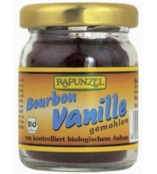 Rapunzel bio eredeti bourbon vaníliapor 15 g
