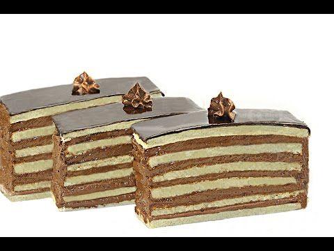 Reteta Prajitura dobos | Dobos cake - Adygio Kitchen - YouTube