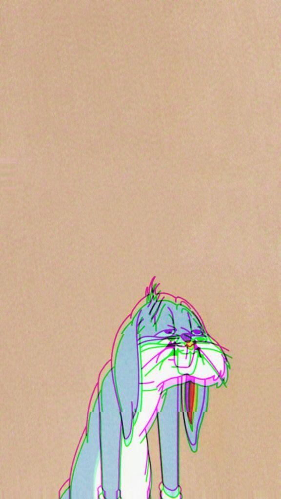 Bugs Bunny Retro Wallpaper Bunny Wallpaper Cartoon Wallpaper Iphone Cartoon Wallpaper