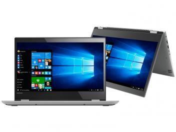 "Notebook 2 em 1 Lenovo Yoga 520 Intel Core i5 4GB - 1TB LED 14"" Touch Screen Windows 10"