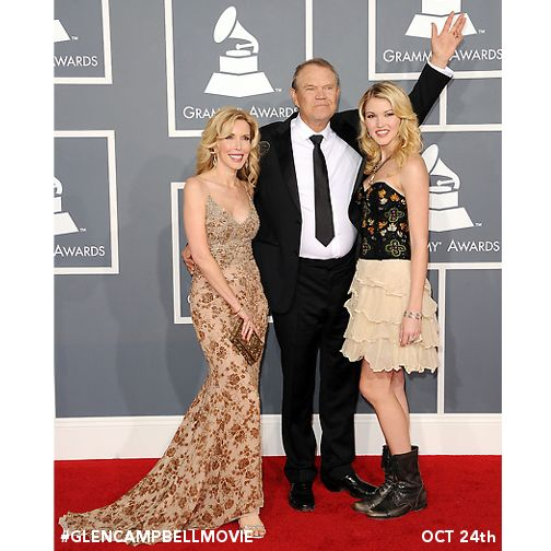 More Grammy moments 2012 (GLEN CAMPBELL I'LL BE ME in theaters October 24, 2014)