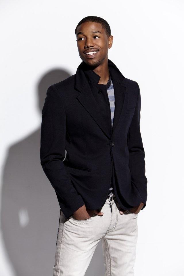 Michael B. Jordan.  I love him.