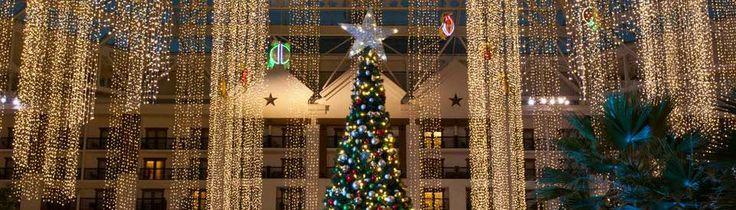 Gaylord Texan Christmas Display