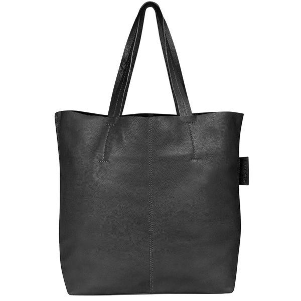 Mini� laukku, musta nahka