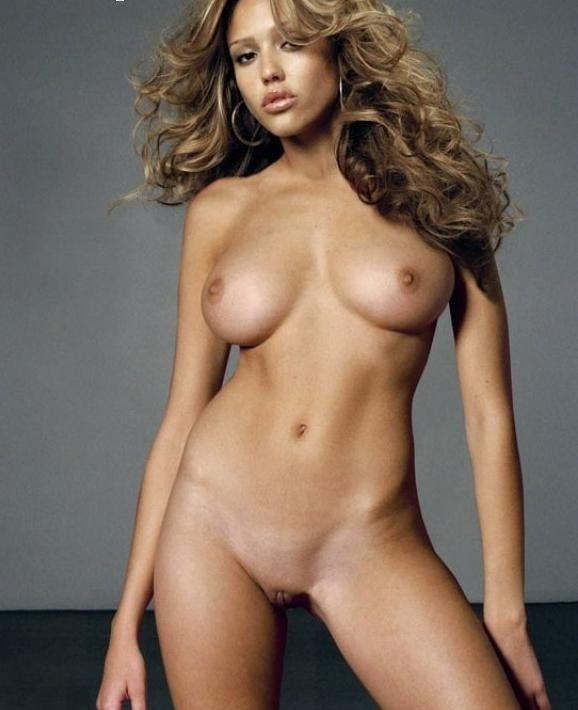 Jessica alba naked so real think, that