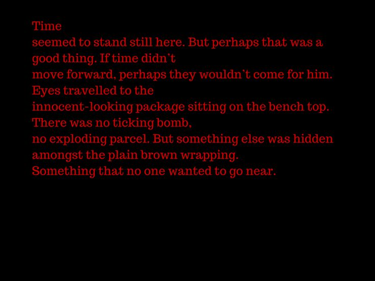 Quote from Initiated to Kill
