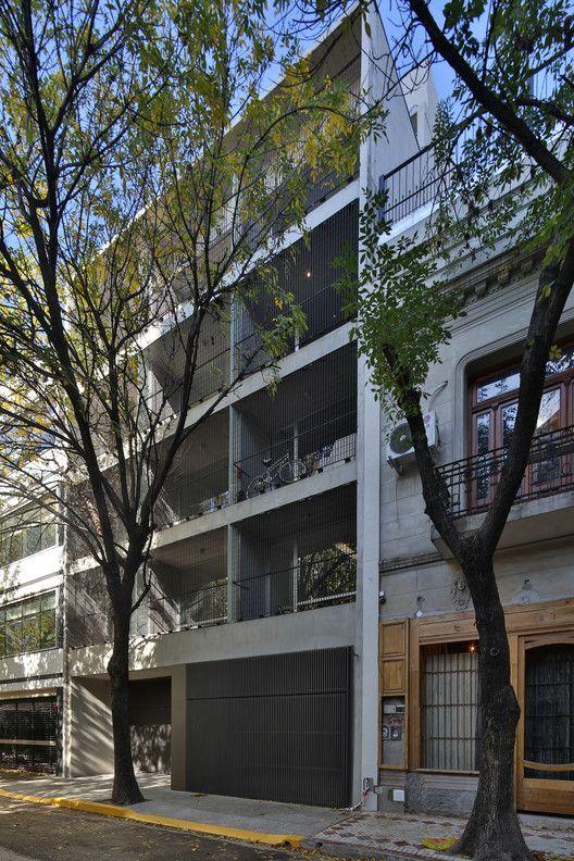Edificio 3DF 2760,© Gustavo Sosa Pinilla