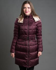 #Downjacket for women with #fashion #design from #Shanghai #China #Hermzi