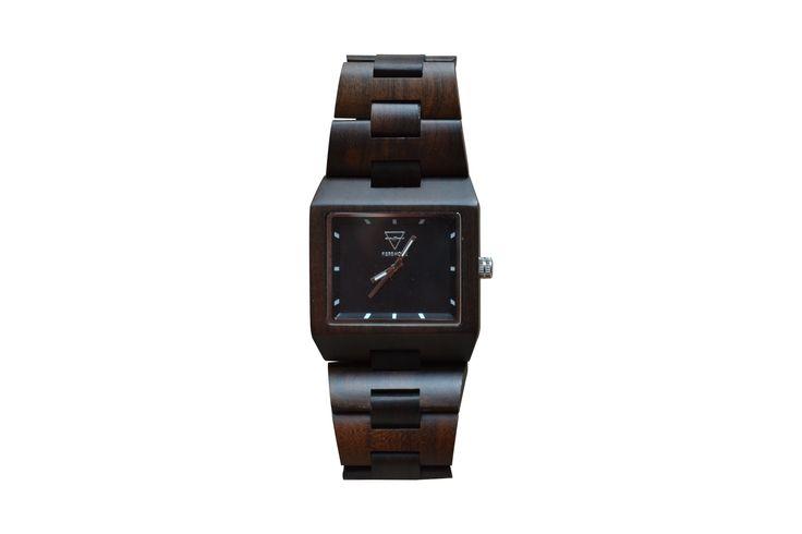 houten horloge vanHout