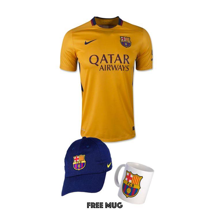Mix and Match Barça Away