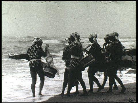 Japan: Ama divers 55 years ago 海女