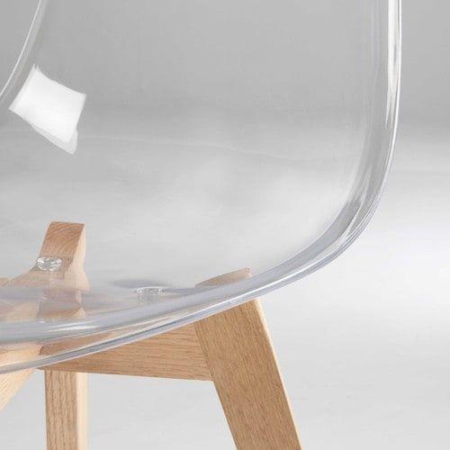 Les 25 meilleures id es concernant chaise transparente sur pinterest chaise - Chaise transparente habitat ...