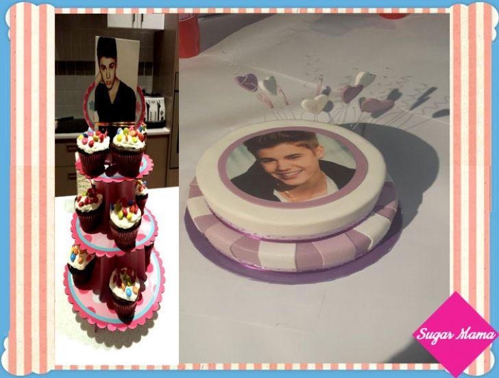 Πάρτι γενεθλίων με θέμα τον Justin Bieber