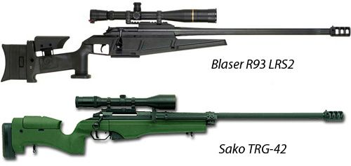Designated Marksman Rifle, Sniper Rifles And Pain D