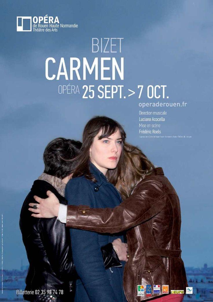 Bizet, Carmen - Opéra de Rouen | http://www.calameo.com/read/000151857f11c037596f8