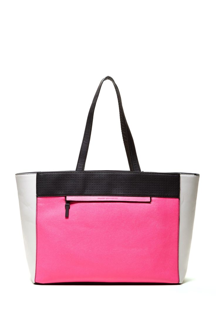 French Connection Perforation Celebration Tote by French Connection on @nordstrom_rack
